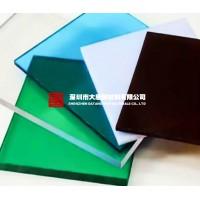 深圳龙岗定做耐力板实心新料PC板片材卷材厂家