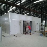 环保型纸管烘干房 详细配置及报价