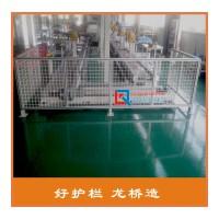 制淄博铝型材隔离网 铝合金围栏车间厂区仓库机器设备工业隔离网